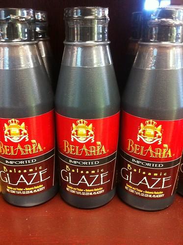 WPIR - balsamic vinegar glaze