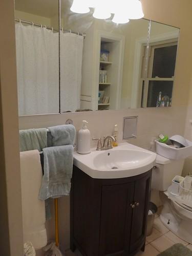 New Sink Vanity