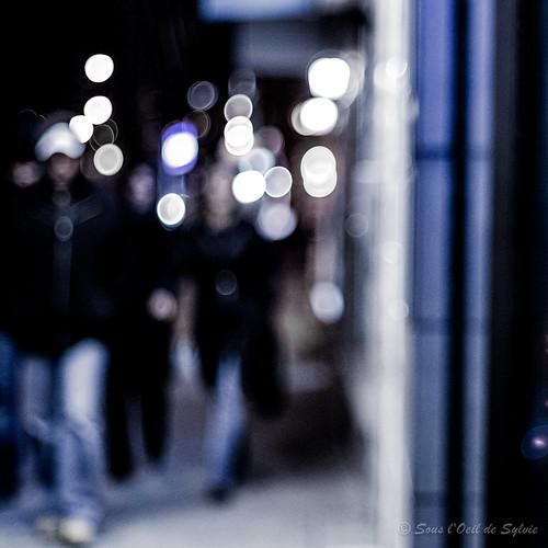 Les Inconnus dans la Nuit  (Série les Bleus)  Explore  19 nov. # 117