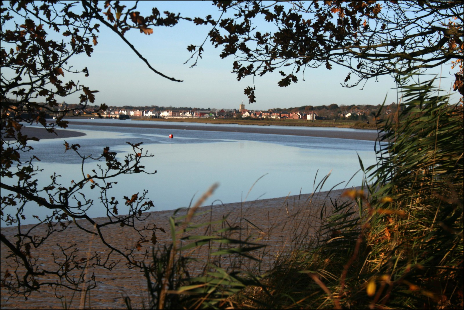 Wivenhoe and the River Colne