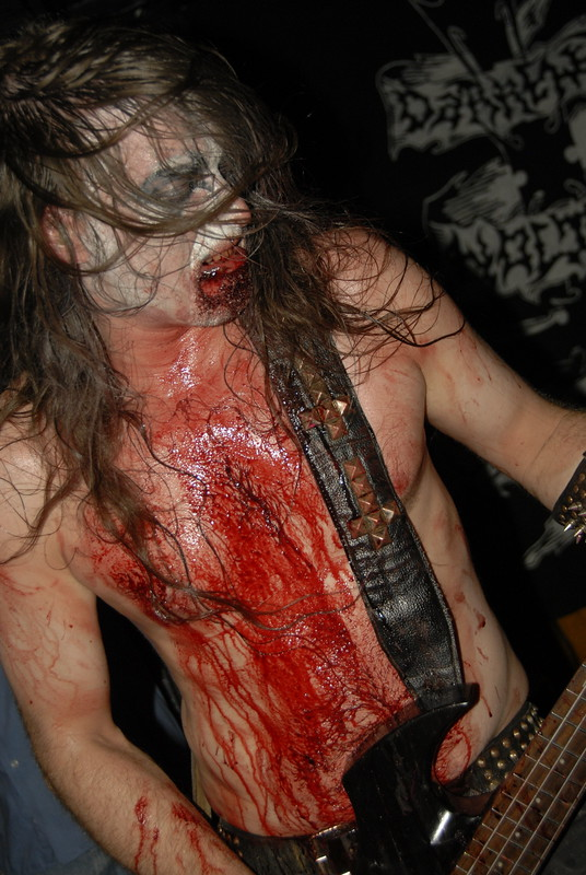 Adversarius of Darkened Nocturn Slaughtercult