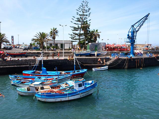 El Muelle, Puerto de la Cruz, Tenerife