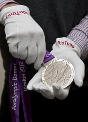 2012 Olympic Medal