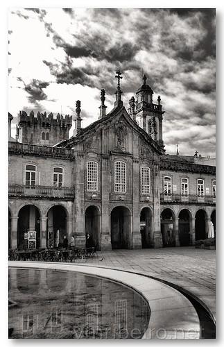 Arcada e Igreja da Lapa by VRfoto