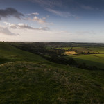Sunrise at Corton Beacon