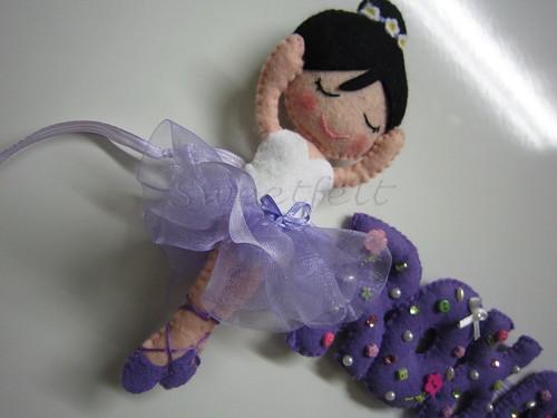 ♥♥♥ Roxane ... by sweetfelt \ ideias em feltro