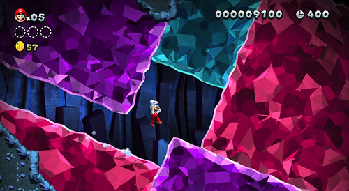NSMBU_Crystal_Caverns_moving