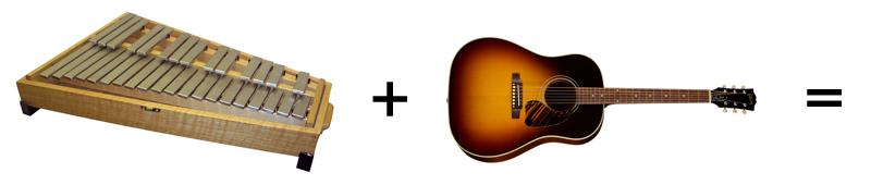 guitarGlockenspiel