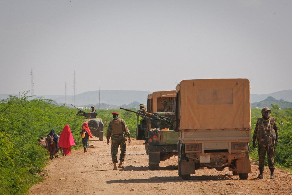 Armée djiboutienne / Djibouti National Army 8213487924_b00d274880_b