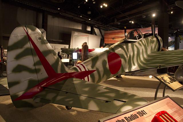 Nakajima Ki-43-IIIa Hayabusa
