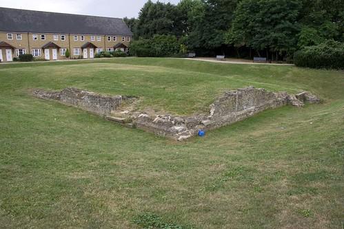 King Edward III's manor house