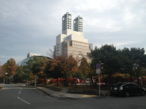Softpia Japan Center Tower