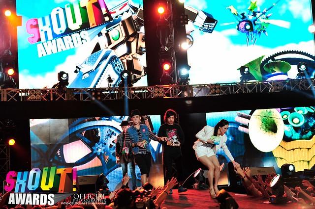 Shout Awards 2012