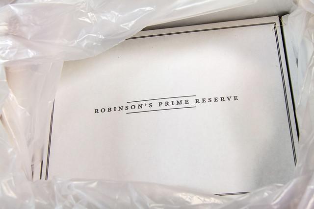 Robinson's Prime Reserve Box