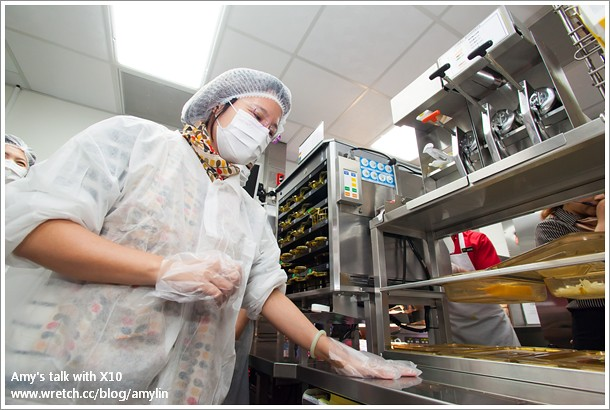 先進備餐系統&高效率管理流程&多對一高效能服務 (1)