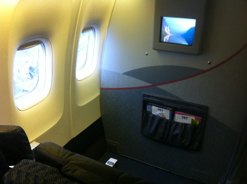 American Airlines Boeing 767 Main Cabin Extra