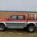 Stain Glass Studio - Splashback - 4x4 Truck Wrap