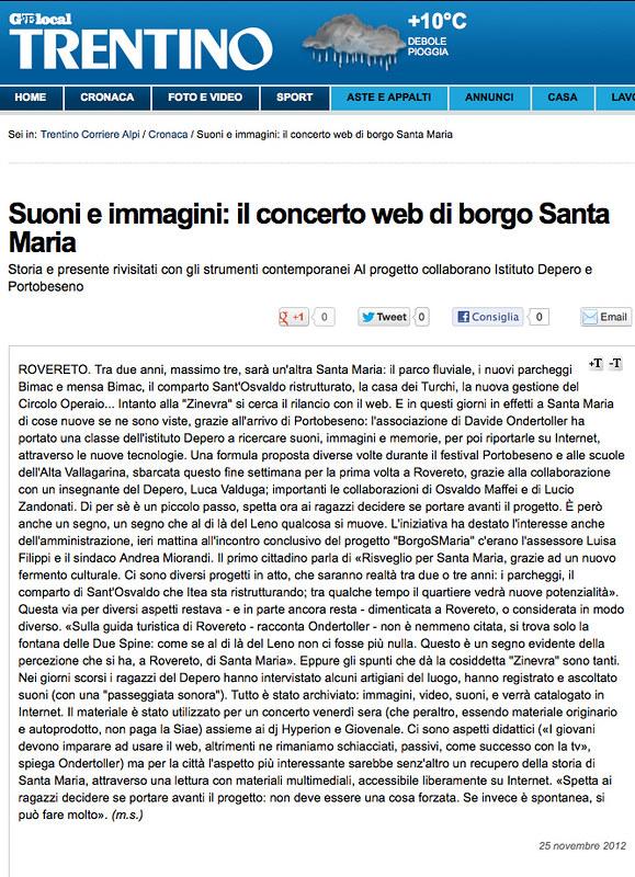 #borgosmaria