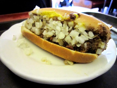 George's Coney Island Lunch Worcester MA  Hot Dog