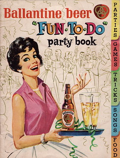 Ballantine Beer Fun To Do Party Book