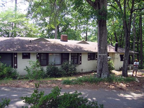 Original house, 2007
