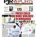 PJR Reports November-December 2011