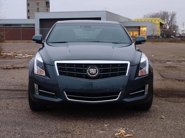 2013 Cadillac ATS 2.0T AWD Premium 9