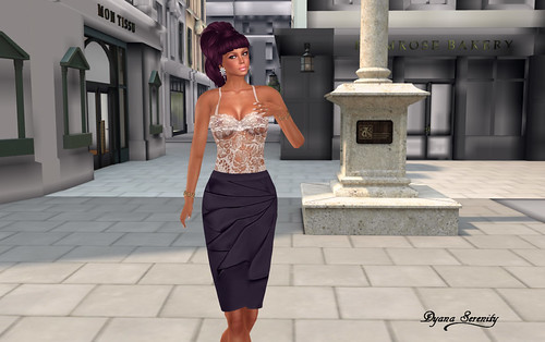 :: PM :: Break Skirt by Dyana Serenity