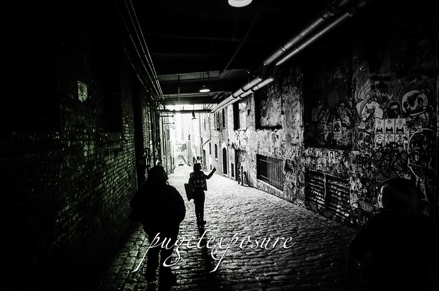 Post Alley- Pike Market