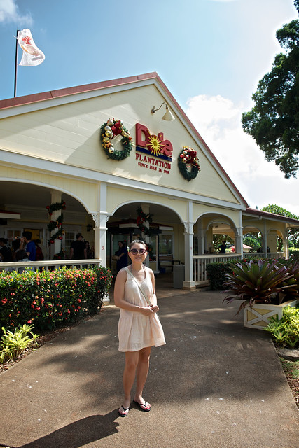 Thanksgiving in Hawaii: Oahu & The Dole Plantation ...