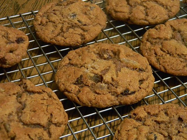 """More Than Ginger"" Spice Cookies"