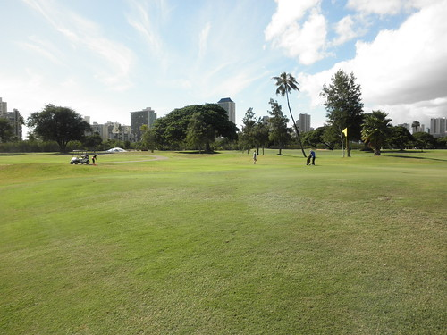 Ala Wai Golf Course 098