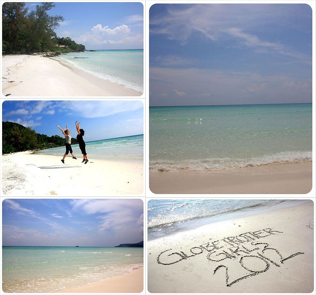Koh Rong Cambodia best beaches in the world