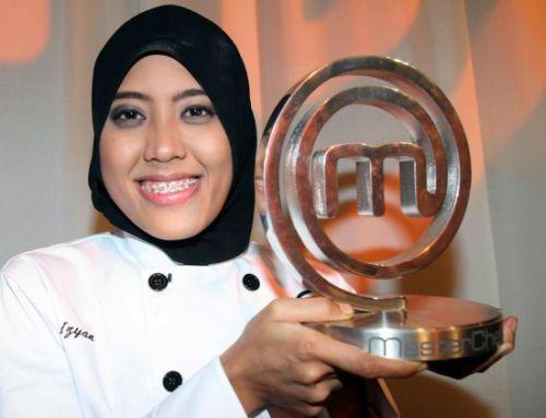 Izyan Juara MasterChef Malaysia Musim Kedua
