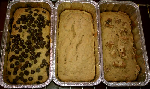 Banana bread 3 ways by aviva_hadas