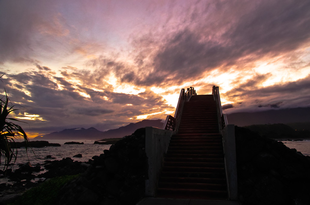 [台東]三仙台 島上走一走