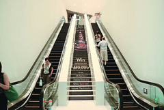 Set the Season Aglow Campaign Staircase Graphic