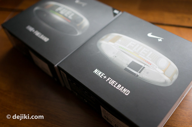 Fuelband Boxes