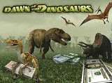 Online Dawn of the Dinosaurs Slots Review