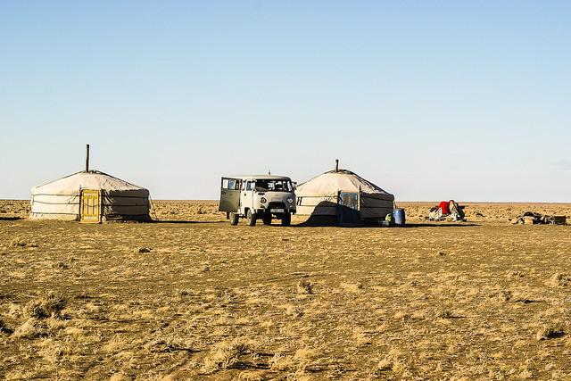 Gobi Desert day 5