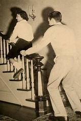 Happiest, Senior Superlatives, E. M. Holt High School, Burlington, NC, 1957
