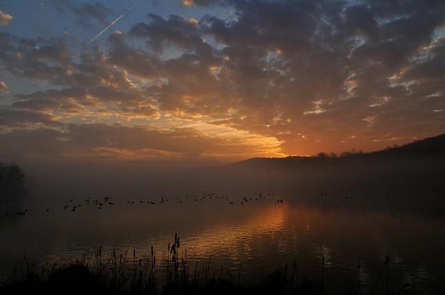 Sunrise 12/4/2012
