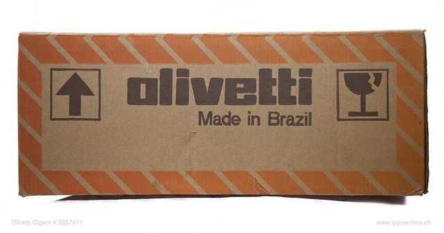 Olivetti GIGANT