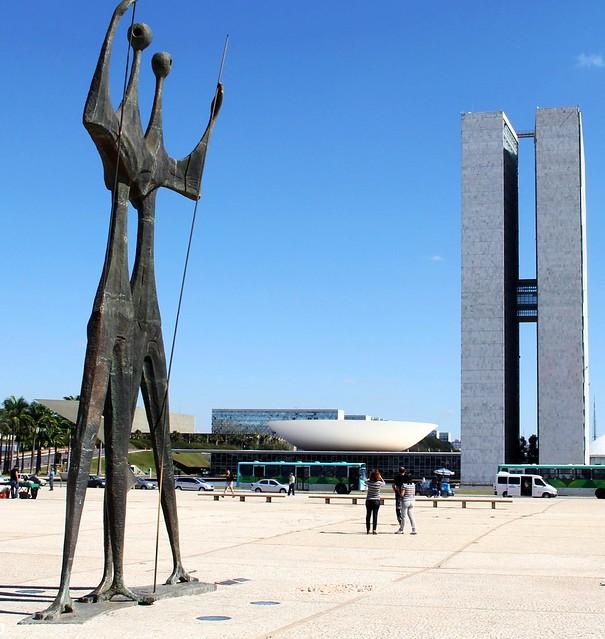Praça dos Três Poderes