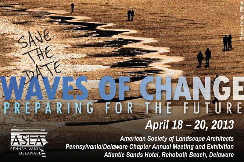 2013 ASLA PA/DE Chapter Annual Meeting