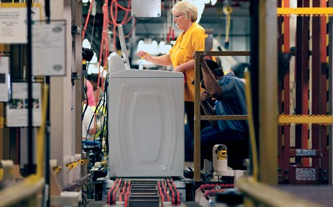 Whirlpool Green Jobs In The Heart Of Industrial Ohio