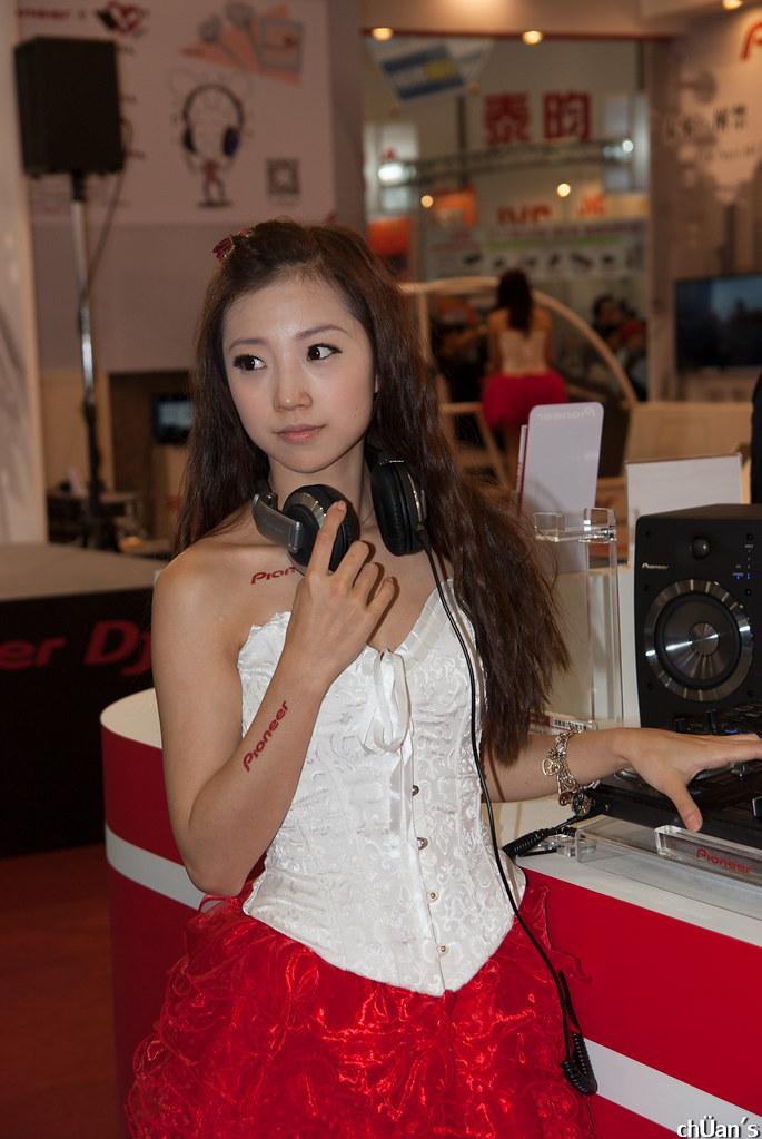 2012(偽)台北資訊展=ShowGirl秀