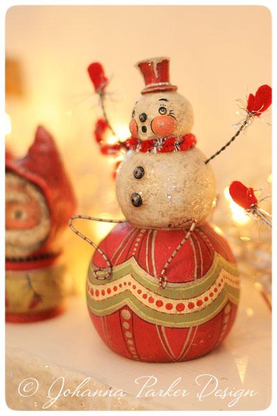 Johanna-Parker-Ronald-Ruby-snowman