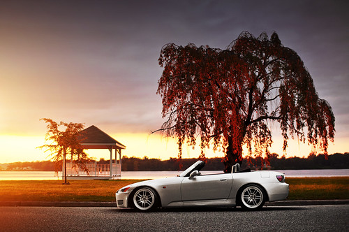 S2000 at Sunset by Ronaldo.S
