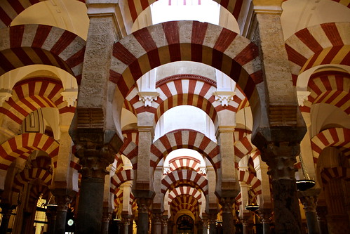 Mosque-Cathedral of Córdoba, Spain